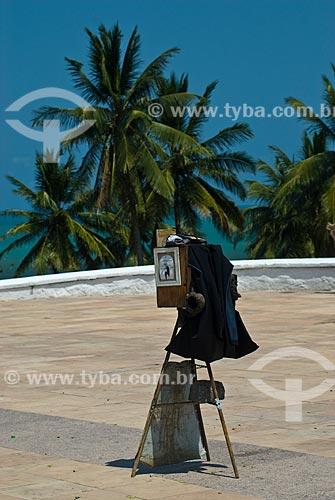 Assunto: Vista de lambe-lambe / Local: Olinda - Pernambuco (PE) - Brasil / Data: 09/2011