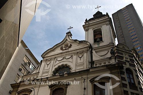 Assunto: Igreja de Nossa Senhora da Conceição e Boa Morte / Local: Rio de Janeiro (RJ) - Brasil / Data: 07/2011