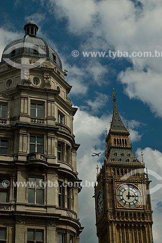 Assunto: Vista do Big Ben / Local: Londres - Inglaterra - Europa / Data: 05/2010