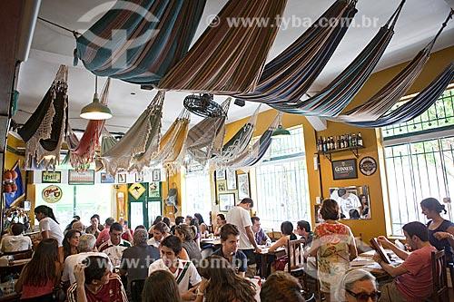 Assunto: Restaurante Aconchego Carioca  / Local: Praça da Bandeira - Rio de Janeiro (RJ) - Brasil / Data: 11/2011
