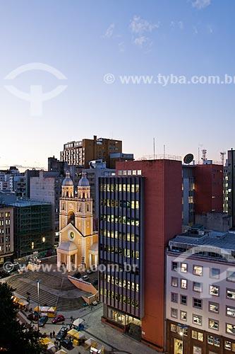 Assunto: Igreja de Nossa Senhora do Desterro - Catedral Metropolitana de Florianópolis / Local: Florianópolis - Santa Catarina (SC) - Brasil / Data: 07/2011
