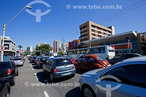 Assunto: Engarrafamento na Avenida Manuel Dias da Silva / Local: Pituba - Salvador - Bahia (BA) - Brasil / Data: 07/2011