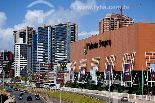 Assunto: Salvador Shopping  / Local: Caminho das Árvores - Salvador - Bahia (BA) - Brasil / Data: 07/2011