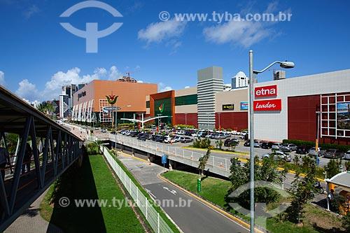 Assunto: Shopping Salvador / Local: Caminho das Árvores - Salvador - Bahia (BA) - Brasil / Data: 07/2011