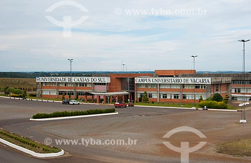 Assunto: Universidade de Caxias do Sul - Campus Universitário de Vacaria / Local: Vacaria - Rio Grande do Sul (RS) - Brasil / Data: 04/2011