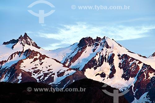 Assunto: Cordilheira dos Andes / Local: El Chaltén - Argentina - América do Sul / Data: 02/2010