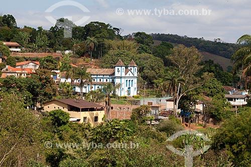 Assunto: Igreja Matriz Nossa Senhora da Piedade do Paraopeba (1729) / Local: Distrito de Piedade do Paraopeba - Brumadinho - Minas Gerais (MG) - Brasil / Data: 11/2011