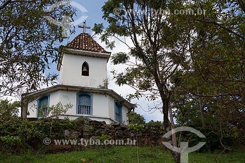 Assunto: Igreja de Nossa Senhora do Rosário  / Local: Distrito de Piedade do Paraopeba - Brumadinho - Minas Gerais (MG) - Brasil / Data: 11/2011