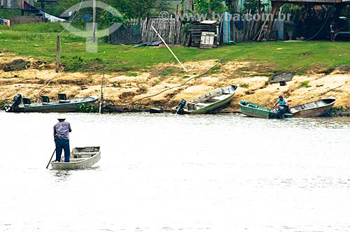 Assunto: Porto da Manga - Rio Paraguai / Local: Corumbá - Mato Grosso do Sul (MS) - Brasil / Data: 10/2010