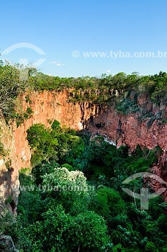 Assunto: Buraco das Araras / Local: Jardim - Mato Grosso do Sul (MS) - Brasil / Data: 10/2010