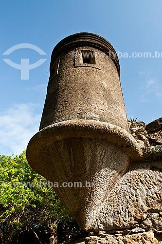 Assunto: Fortaleza de São José da Ponta Grossa / Local: Florianópolis - Santa Catarina (SC) - Brasil / Data: 25/11/2011