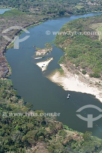 Assunto: Assoreamento do Rio Poty / Local: Teresina - Piauí (PI) - Brasil / Data: 09/2011
