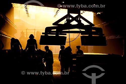 Assunto: Fábrica de dormentes da Ferrovia Transnordestina - TLSA - Transnordestina Logística S/A / Local: Salgueiro - Pernambuco (PE) - Brasil / Data: 10/2011