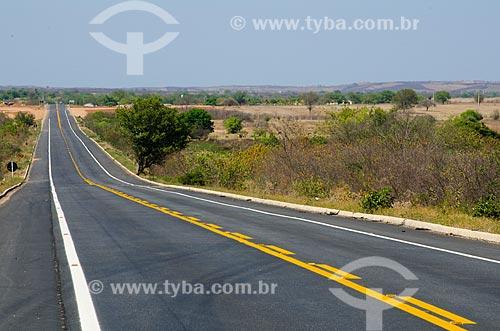 Assunto: Rodovia Santos Dumont - BR-116  / Local: Jati - Ceará (CE) - Brasil / Data: 10/2011