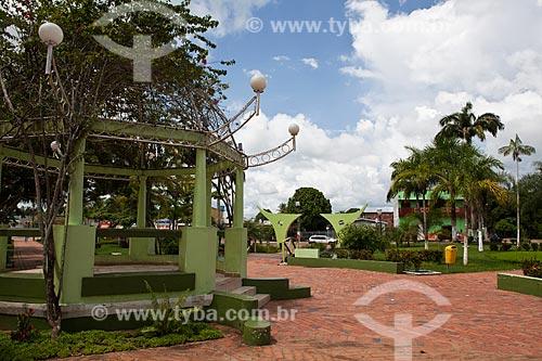 Assunto: Praça 25 de Setembro / Local: Sena Madureira - Acre (AC) - Brasil / Data: 11/2011