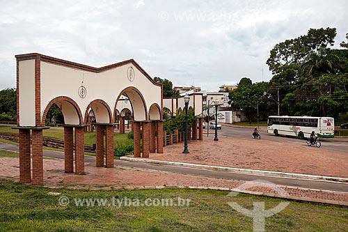 Assunto: Portal no Parque da Maternidade / Local: Rio Branco - Acre (AC) - Brasil / Data: 11/2011
