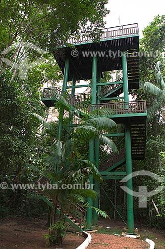 Assunto: Mirante - Parque Ambiental Chico Mendes / Local: Rio Branco - Acre (AC) - Brasil / Data: 11/2011