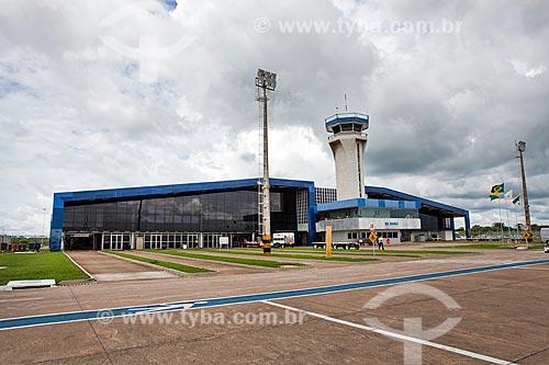 Assunto: Aeroporto Internacional Plácido de Castro / Local: Rio Branco - Acre (AC) - Brasil / Data: 11/2011