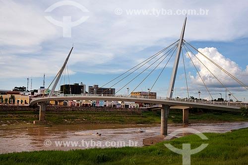 Assunto: Passarela estaiada Governador Joaquim Macedo  / Local: Rio Branco - Acre (AC) - Brasil / Data: 11/2011