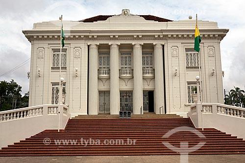 Assunto: Palácio do Governo do Acre / Local: Rio Branco - Acre (AC) - Brasil / Data: 11/2011