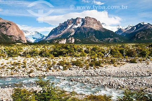 Assunto: Trilha do Glaciar Piedras Blancas  / Local: El Chalten - Província de Santa Cruz - Argentina - América do Sul / Data: 02/2010