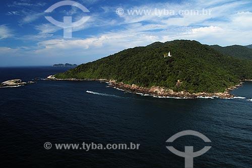 Assunto: Parque Estadual da Ilha Grande no alto Farol dos Castelhanos  / Local: Distrito Ilha Grande - Angra dos Reis - Rio de Janeiro (RJ) - Brasil / Data: 01/2012