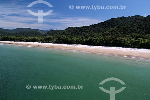 Assunto: Praia de Lopes Mendes - Área de Proteção Ambiental de Tamoios / Local: Distrito Ilha Grande - Angra dos Reis - Rio de Janeiro (RJ) - Brasil / Data: 01/2012