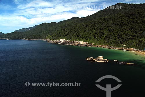 Assunto: Praia de Santo Antônio - Área de Proteção Ambiental de Tamoios / Local: Distrito Ilha Grande - Angra dos Reis - Rio de Janeiro (RJ) - Brasil / Data: 01/2012