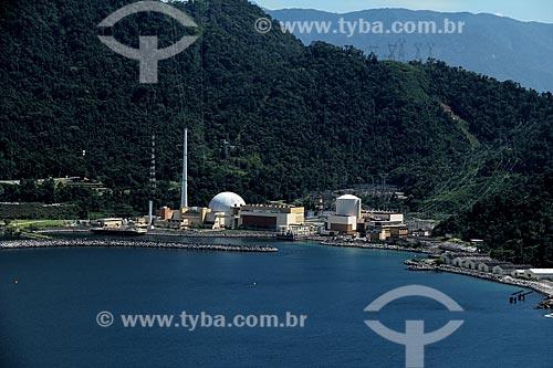 Assunto: Usinas Nucleares Angra 1 e Angra 2  -  Central Nuclear Almirante Álvaro Alberto / Local: Angra dos Reis - Rio de Janeiro (RJ) - Brasil / Data: 01/2012