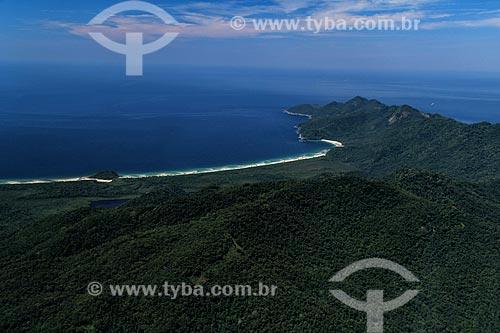 Assunto: Reserva Biológica da Praia do Sul / Local: Distrito Ilha Grande - Angra dos Reis - Rio de Janeiro (RJ) - Brasil / Data: 01/2012