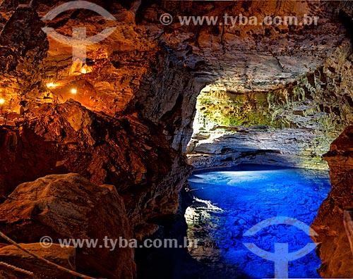 Assunto: Poço Encantado / Local: Itaetê - Bahia (BA) - Brasil / Data: 01/2012