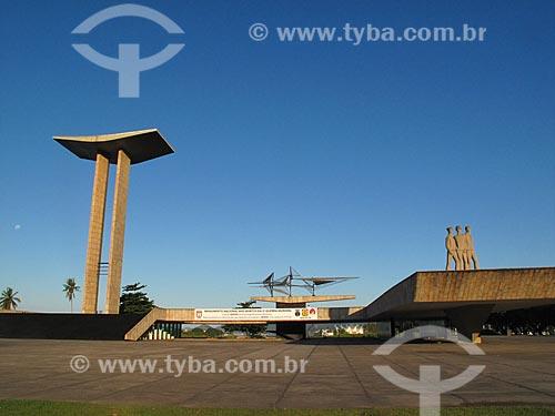 Assunto: Monumento aos Mortos da Segunda Guerra Mundial - Monumento aos Pracinhas / Local: Centro - Rio de Janeiro (RJ) - Brasil / Data: 02/2012