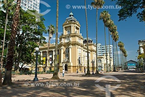 Assunto: Museu de Arte do Rio Grande do Sul   / Local: Porto Alegre - Rio Grande do Sul (RS) - Brasil / Data: 12/2011