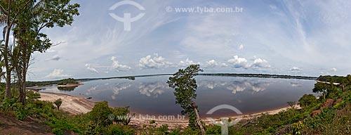 Assunto: Vista Geral do Rio Negro  / Local: Aracari - Amazonas (AM) - Brasil / Data: 10/2011
