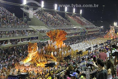 Assunto: Desfile da Escola de Samba Porto da Pedra / Local: Rio de Janeiro (RJ) - Brasil / Data: 02/2012