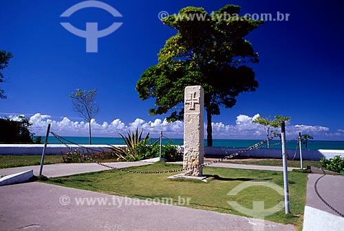 Assunto: Marco do descobrimento do Brasil / Local: Porto Seguro - Bahia (BA) - Brasil / Data: 08/2007
