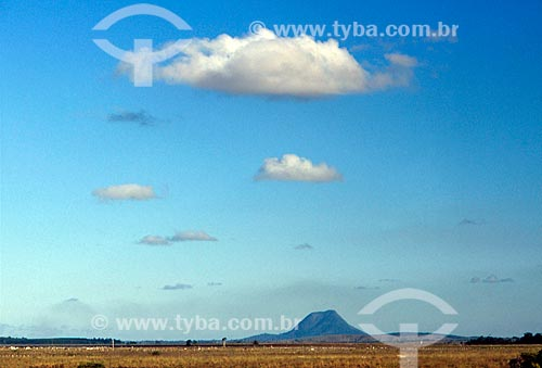 Assunto: Vista do Monte Pascoal / Local: Bahia (BA) - Brasil / Data: 08/2007