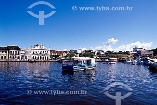 Assunto: Vista da cidade de Valença  / Local: Valença - Bahia (BA) - Brasil / Data: 08/2007