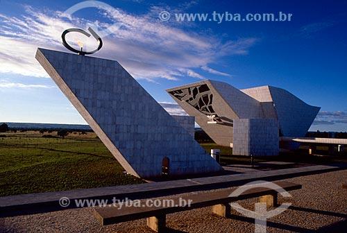 Assunto: Panteão da Pátria e da Liberdade Tancredo Neves / Local: Brasília - Distrito Federal (DF) - Brasil / Data: 04/2008