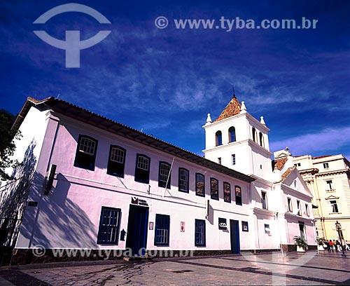 Assunto: Pátio do Colégio - Local de fundação da cidade de São Paulo / Local: São Paulo (SP) - Brasil / Data: 05/2009