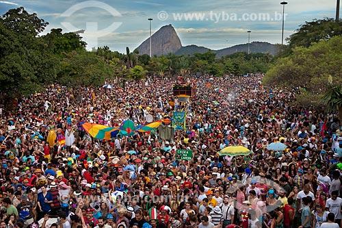 Assunto: Carnaval de Rua - Orquestra Voadora / Local: Aterro do Flamengo - Rio de Janeiro (RJ) - Brasil / Data: 03/2011
