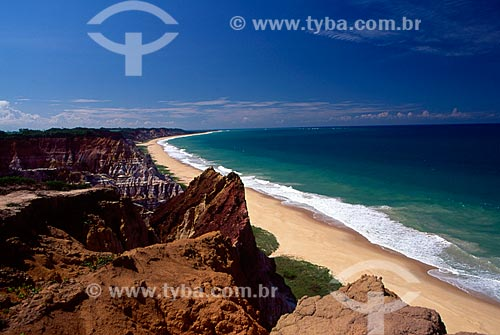 Assunto: Praia da Lagoa Azeda / Local: Jequiá da Praia - Alagoas (AL) - Brasil / Data: 11/2009
