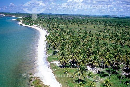 Assunto: Vista aérea da Praia de Muro Alto / Local: Ipojuca - Pernambuco (PE) - Brasil / Data: 06/2010