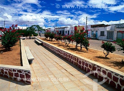 Assunto: Casas em Canudos / Local: Canudos - Bahia (BA) - Brasil / Data: 08/2007