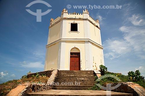 Assunto: Museu de Fortaleza (1840-1846), localizado no velho Farol do Mucuripe / Local: Fortaleza - Ceará (CE) - Brasil / Data: 11/2011
