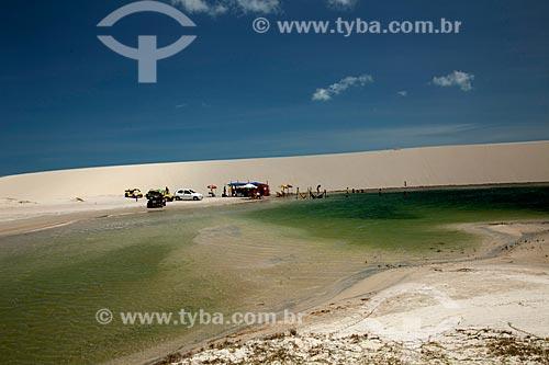 Assunto: Lagoa do Paraíso / Local: Jijoca de Jericoacoara - Ceará (CE) - Brasil / Data: 11/2011