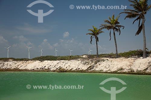 Assunto: Parque Eólico de Beberibe / Local: Beberibe - Ceará (CE) - Brasil / Data: 11/2011
