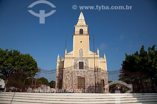 Assunto: Igreja Jesus, Maria José (Igreja Matriz) / Local: Beberibe - Ceará (CE) - Brasil / Data: 11/2011