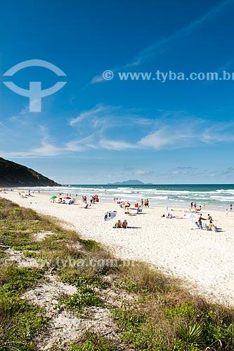 Assunto: Praia dos Ingleses / Local: Florianópolis - Santa Catarina (SC) - Brasil / Data: 02/2012