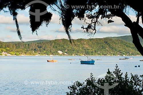 Assunto: Ponta do Sambaqui, no distrito de Santo Antonio de Lisboa / Local: Florianópolis - Santa Catarina (SC) - Brasil / Data: 03/2012